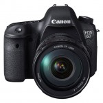 Canon EOS 6D(WG) Digital Camera with Canon 24-105mm