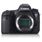 Canon EOS 6D (WG)  body only